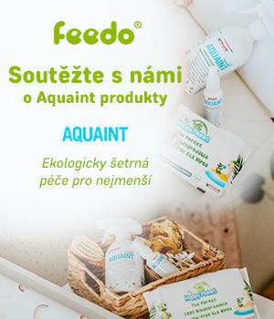Soutěžte o přírodní čisticí spreje Aquaint