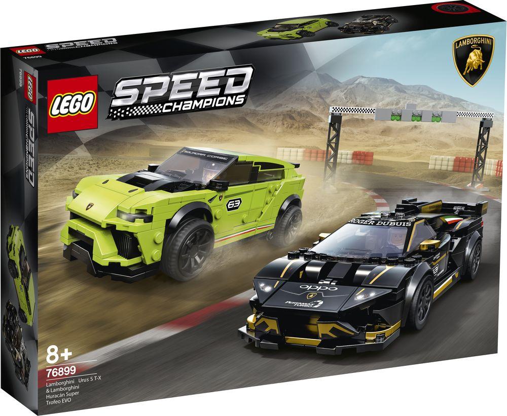 Soutěžte o parádní AUTA LEGO®!